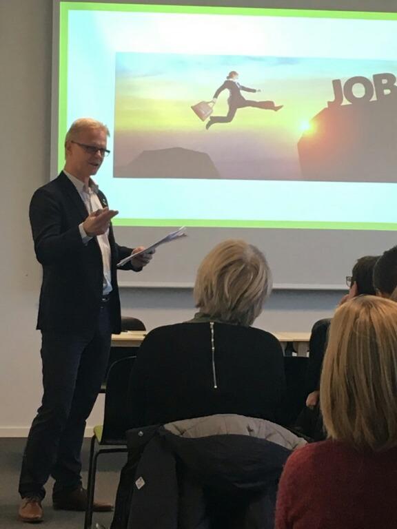 """WTC 27/11-2017 i Växjö med ämnet Psykiskt mående, Arbetsliv och Generationsklyftor""""!"""